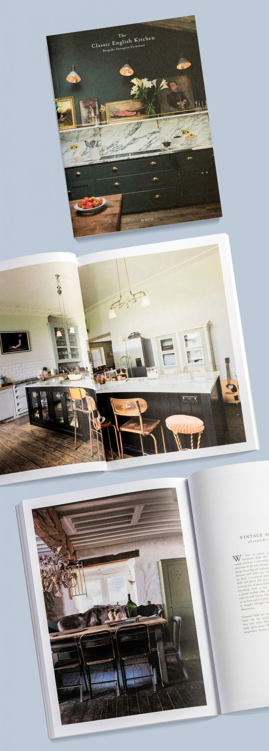 The Classic English Kitchen